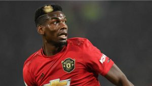 Pogba Took Man United To The Top Of EPL