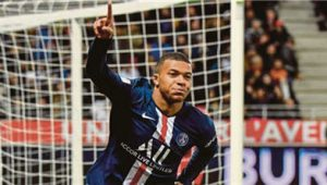 Mbappe Helps PSG Defeat Bayern