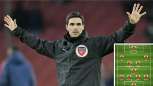 Man City Add Pressure On Arsenal, Arteta