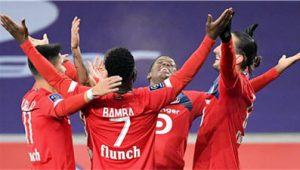 Lille Continue To Dominate Ligue 1