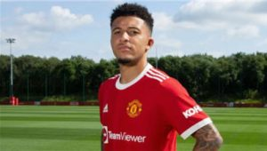 Man United Signed Sancho For 5 Years